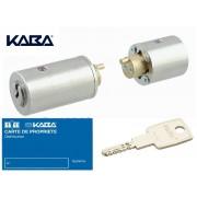Jeu de cylindre KABA Expert-T adaptation JPM Keso