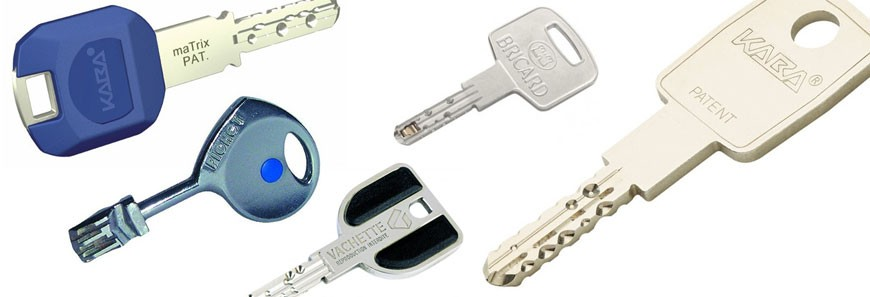 Commander une clé de serrure de porte en ligne