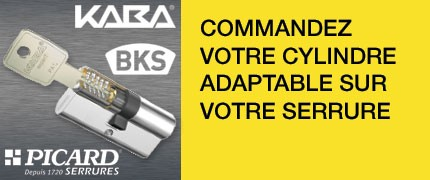 Commander un cylindre adaptable
