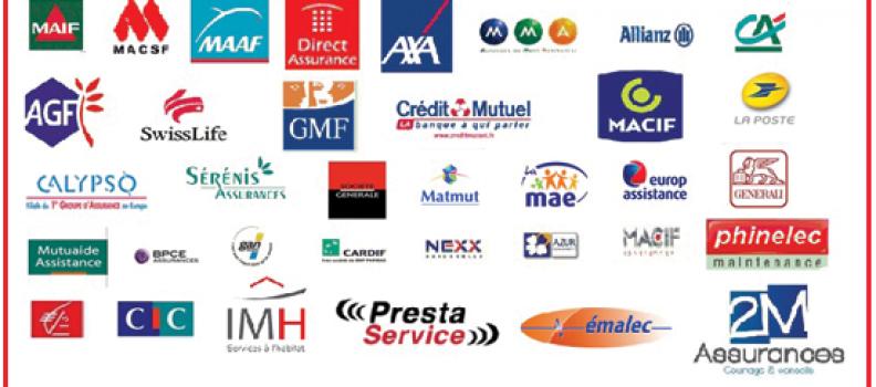 remboursements d'assurance